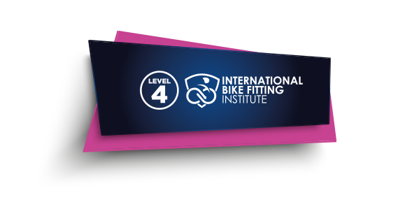 Internationall Bike Fitting Institute - Level 4